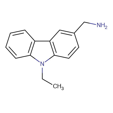 C-(9-Ethyl-9H-carbazol-3-yl)-methylamine