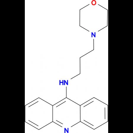 N-(3-morpholinopropyl)acridin-9-amine