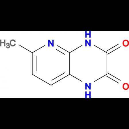 6-methyl-1,4-dihydropyrido[2,3-b]pyrazine-2,3-dione