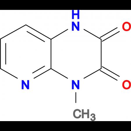 4-methyl-1,4-dihydropyrido[2,3-b]pyrazine-2,3-dione