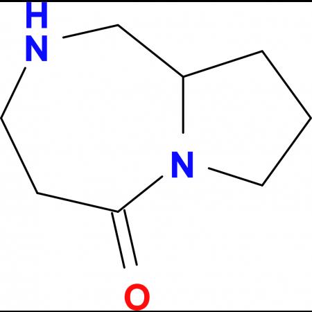 OCTAHYDROPYRROLO[1,2-A][1,4]DIAZEPIN-5-ONE