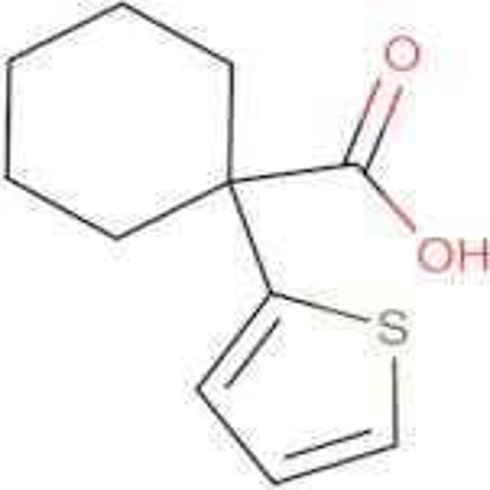 1-(2-thienyl)cyclohexanecarboxylic acid