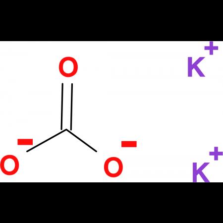Potassium carbonate anhydrous powder 325 mesh