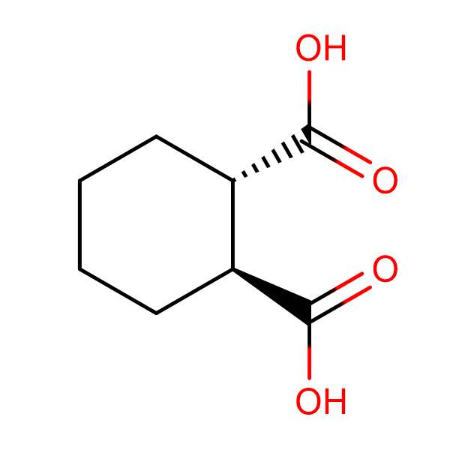 (1S,2S)-Cyclohexane-1,2-dicarboxylic acid