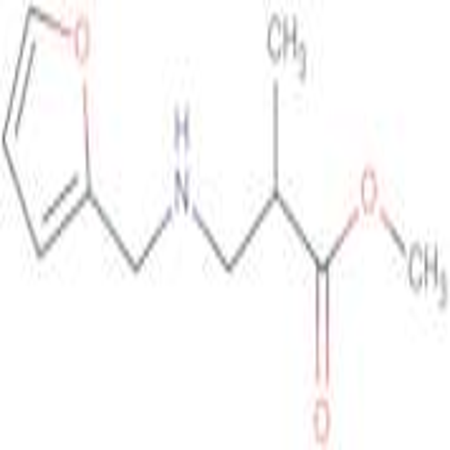 methyl 3-{[(furan-2-yl)methyl]amino}-2-methylpropanoate