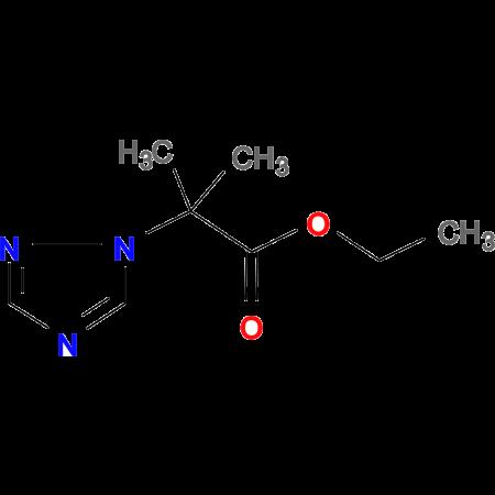 ETHYL 2-METHYL-2-(1H-1,2,4-TRIAZOL-1-YL)PROPANOATE