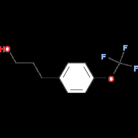 3-(4-(TRIFLUOROMETHOXY)PHENYL)PROPAN-1-OL