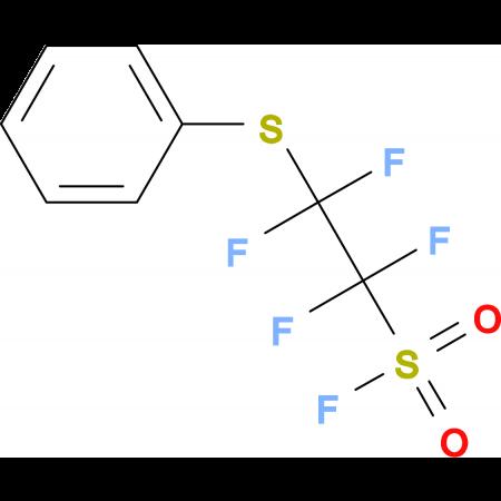 Phenylsulfanyltetrafluoroethanesulphonyl fluoride