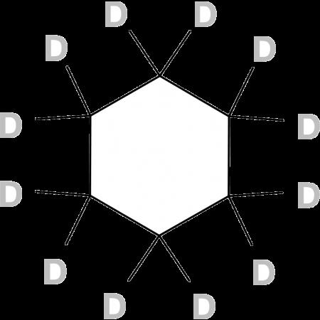 Cyclohexane D12 >99.5%