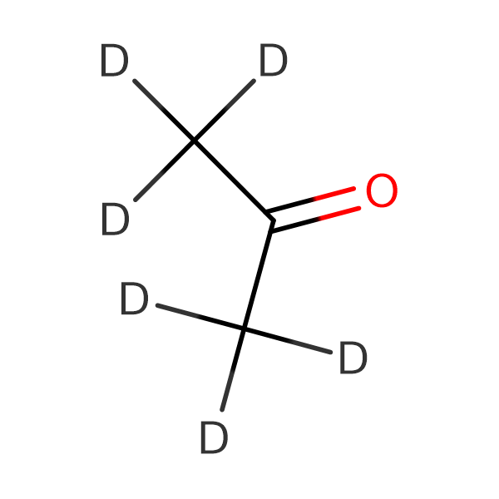 Acetone D6 >99.96%