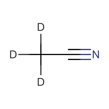 Acetonitrile D3 >99.96% (+ 0.03% tms)