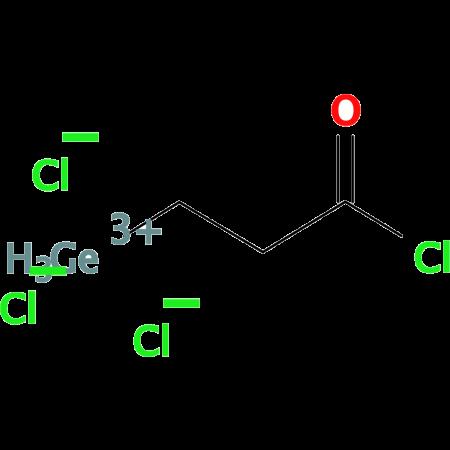 3-(Trichlorogermyl)propionylchloride