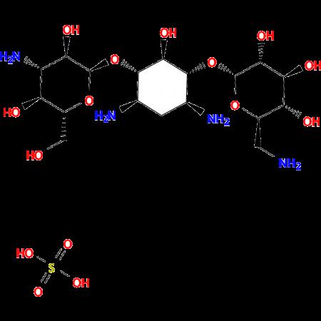 Kanamycin Sulfate, Streptomyces kanamyceticus