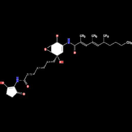 Manumycin A, Streptomyces parvulus