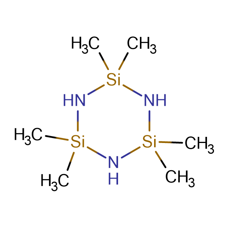 1,1,3,3,5,5 -Hexamethylcyclotrisilazane