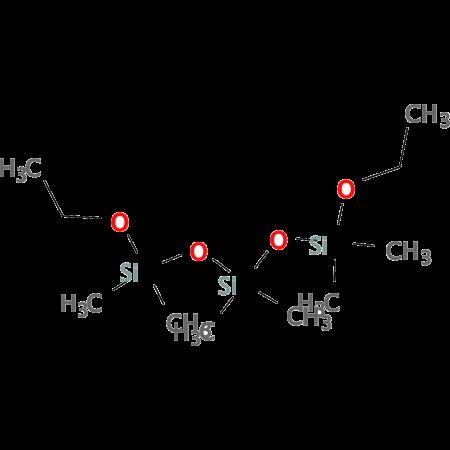 1,1,3,3,5,5, Hexamethyl diethoxy trisiloxane