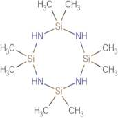 Octamethylcyclotetrasilazane