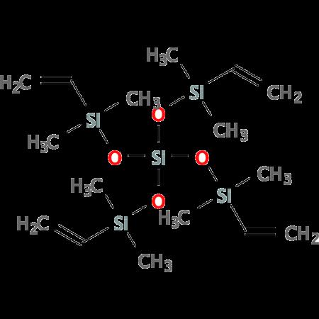 Tetrakis(vinyldimethylsiloxy)silane