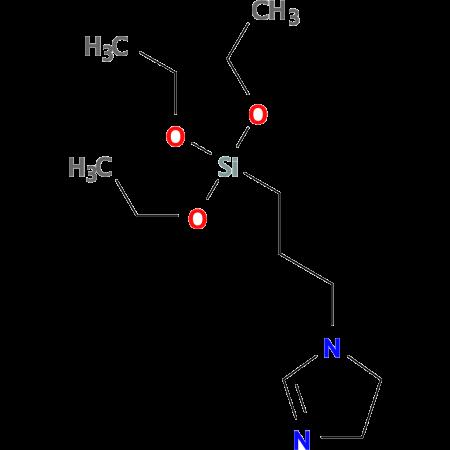 N-[3-(Triethoxysilyl)propyl]-4,5-dihydroimidazole