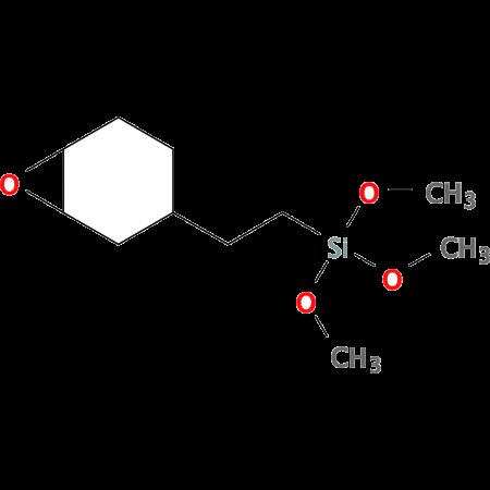 1-[2-(Trimethoxysilyl)ethyl]cyclohexane-3,4-epoxide