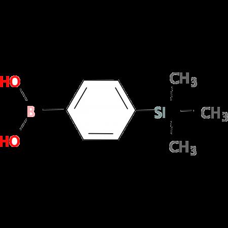 4-Trimethylsilyl phenyl boronic acid