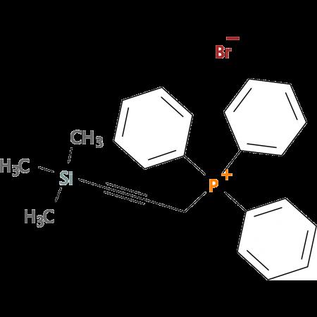 3-Trimethylsilyl-2-propynl)triphenylphosphoniumBromide