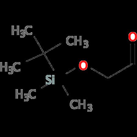 t-Butyldimethylsiloxyacetaldehyde