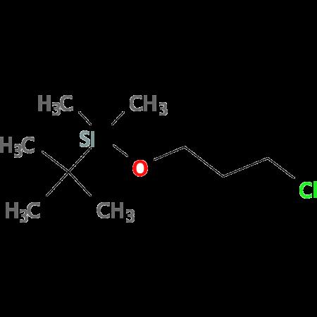 1-(t-butyldimethylsiloxy)-3-chloropropane