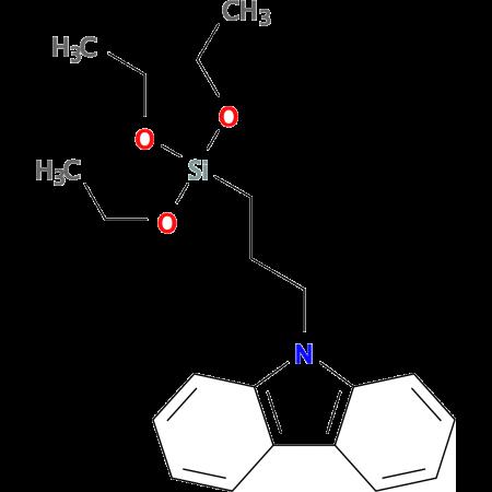 Carbozolepropyltriethoxysilane