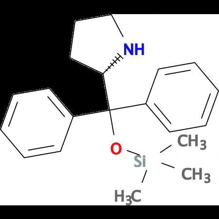 (S)-(-)-[(Diphenyl)trimethylsiloxymethyl]pyrrolidine
