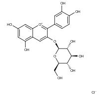 Kuromanin chloride