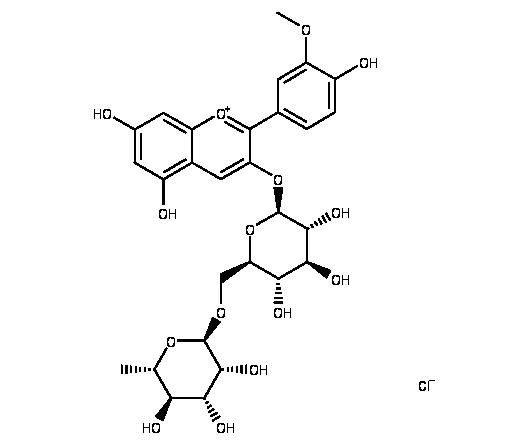 Peonidin-3-O-rutinoside chloride