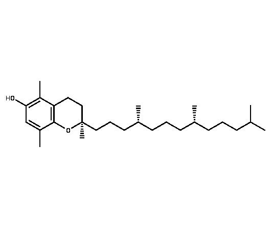 (+)-beta-Tocopherol