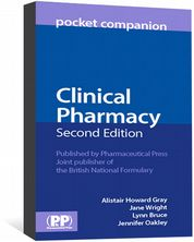 Clinical Pharmacy Pocket Companion eBook