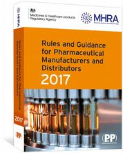 Rules and Guidance for Pharmaceutical Manufacturers and Distributors 2017 (The Orange Guide)