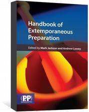 Handbook of Extemporaneous Preparation