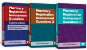 Pharmacy Registration Assessment Questions Package