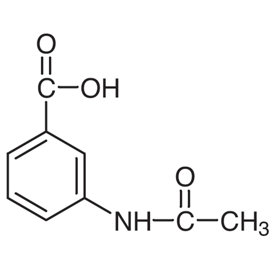 3-Acetamidobenzoic Acid