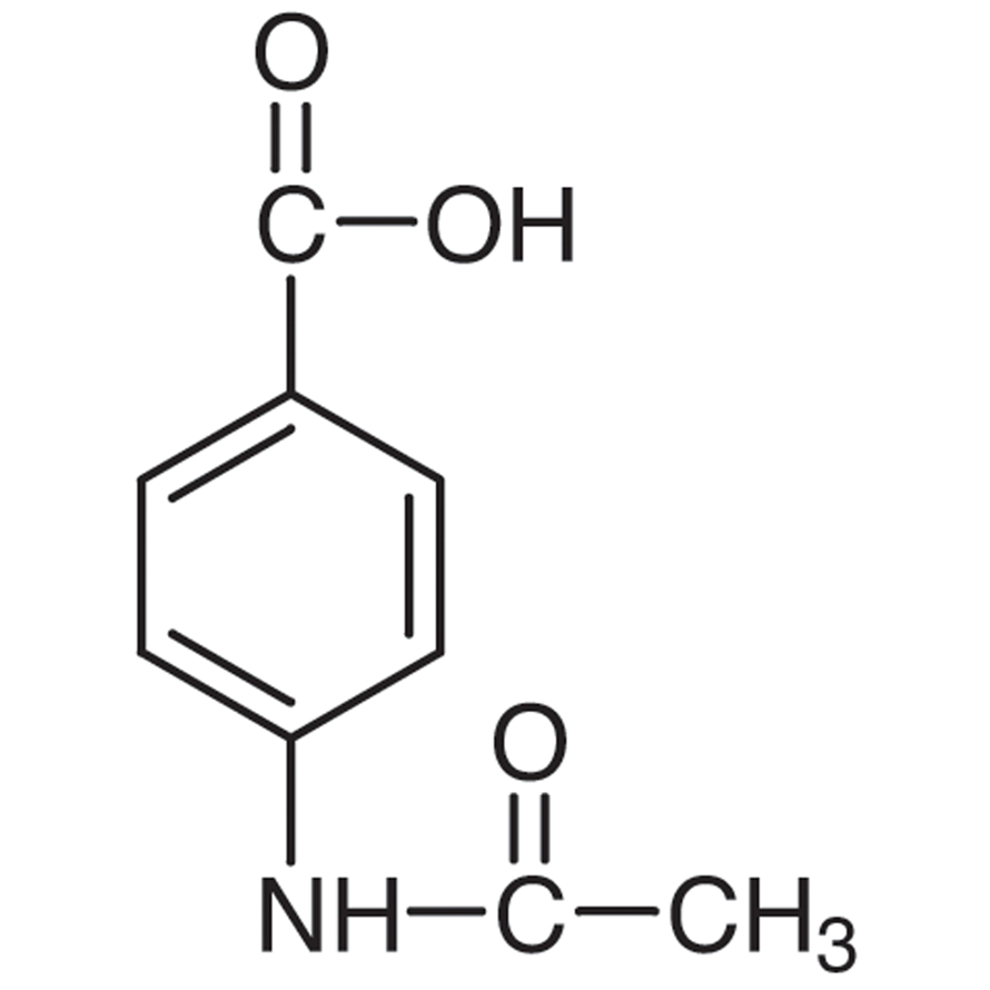 4-Acetamidobenzoic Acid