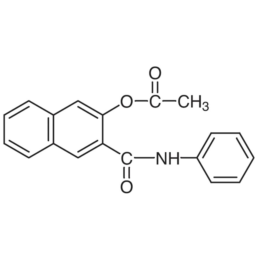3-Acetoxy-2-naphthanilide
