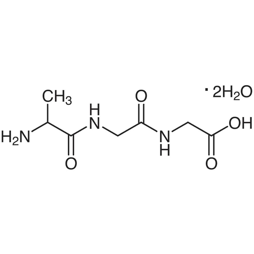 DL-Alanylglycylglycine Dihydrate