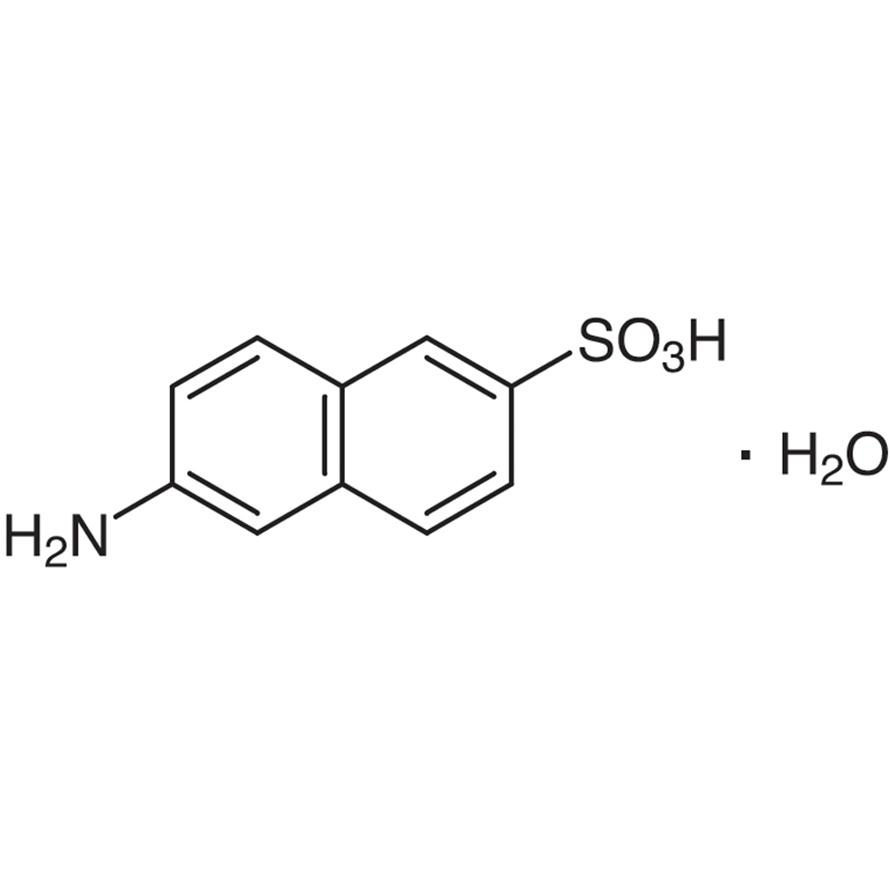 6-Amino-2-naphthalenesulfonic Acid Monohydrate