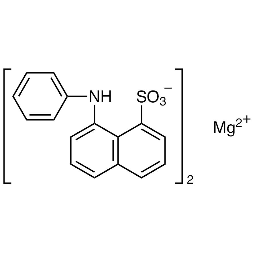 8-Anilino-1-naphthalenesulfonic Acid Magnesium(II) Salt