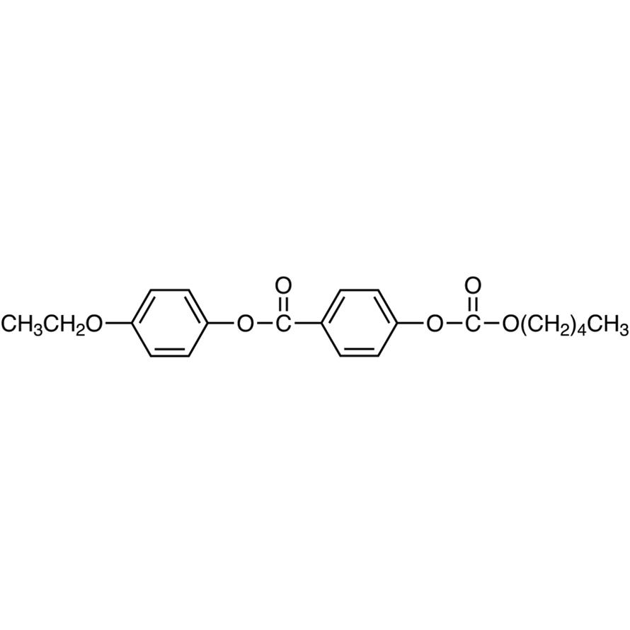 Amyl 4-(4-Ethoxyphenoxycarbonyl)phenyl Carbonate