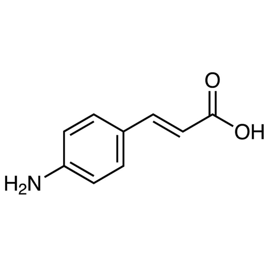 (E)-4-Aminocinnamic Acid