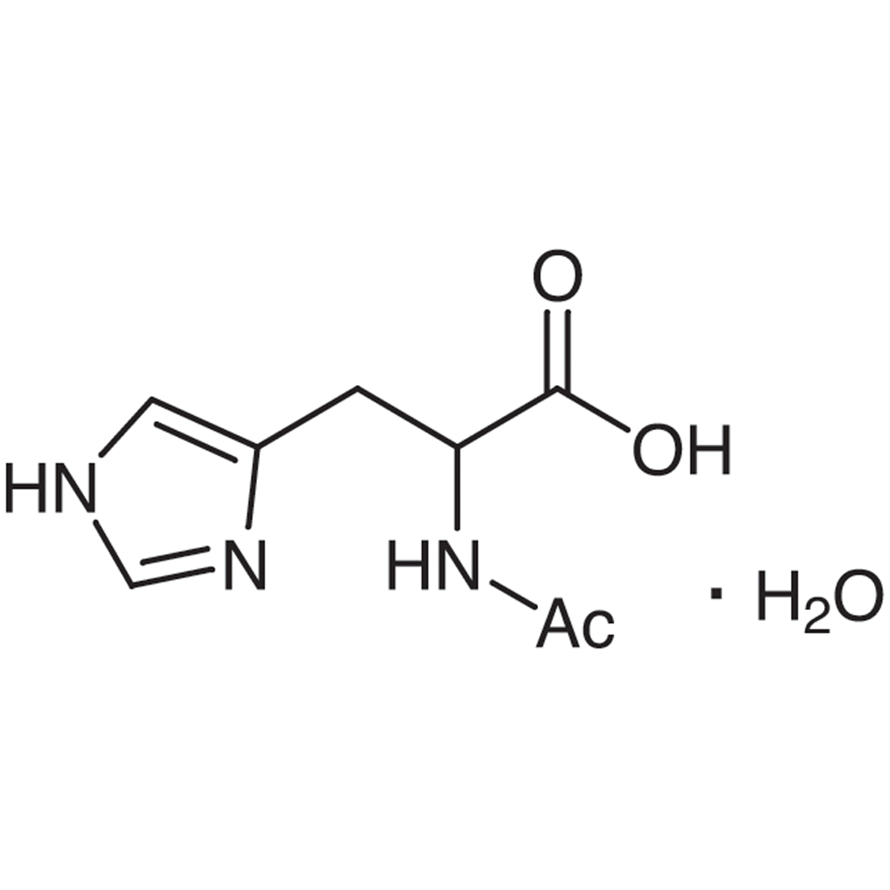 N-Acetyl-DL-histidine Monohydrate