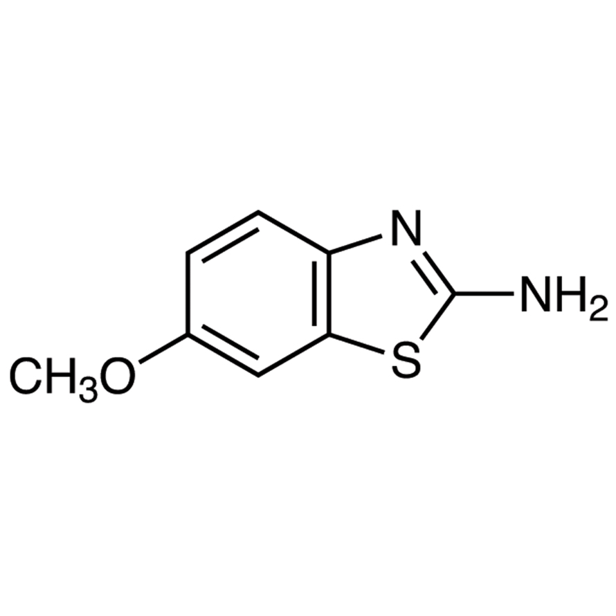 2-Amino-6-methoxybenzothiazole