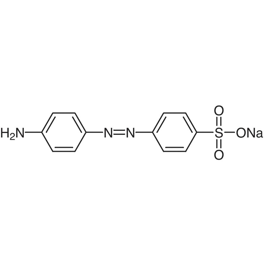 Sodium 4-Aminoazobenzene-4'-sulfonate