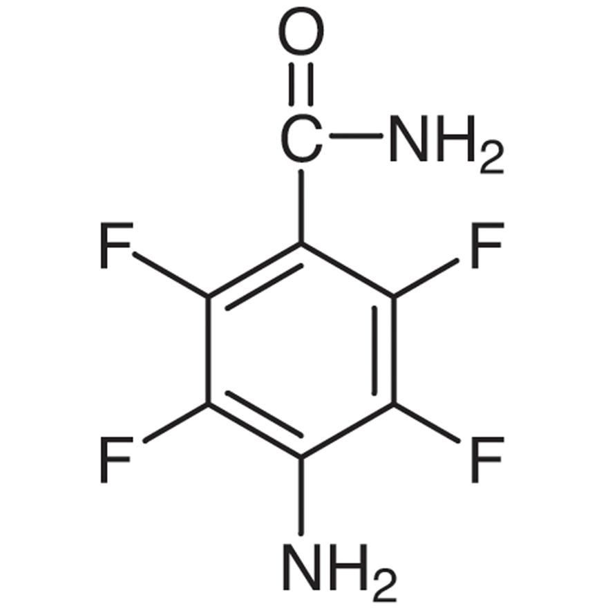 4-Amino-2,3,5,6-tetrafluorobenzamide