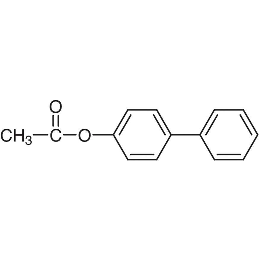 4-Acetoxybiphenyl